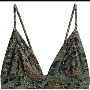 Boys And Arrows Camo LIMITED EDITION TOP NWT (s)